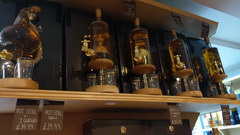 Whiskey in Scotland, Pot Still pure whiskey from distillation cube