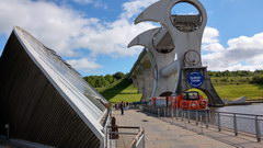 Places to visit in Scotland, Falkirk Wheel
